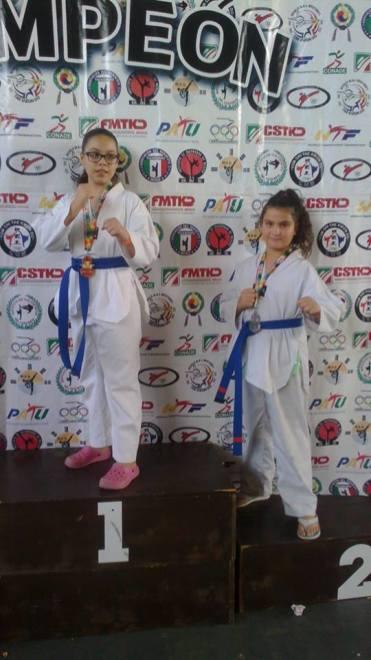 taekwondo-preestatal Puerto Peñasco is Taekwondo power house