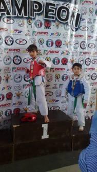 taekwondo-preestatal6 Puerto Peñasco is Taekwondo power house