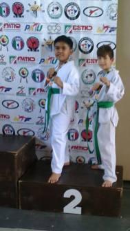 taekwondo-preestatal7 Puerto Peñasco is Taekwondo power house