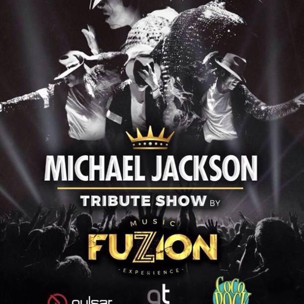Michael-Jackson-show Spring Break in Rocky Point 2018!