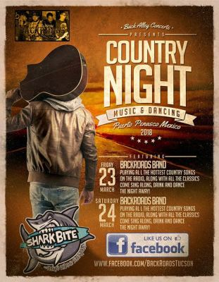 country-night ShamRocked!  Rocky Point Weekend Rundown!