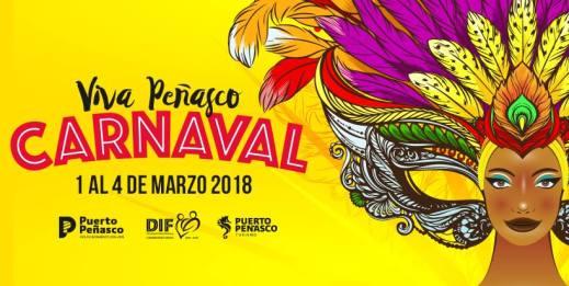 poster-carnaval ¡Fiesta, Fiesta, Fiesta! Rocky Point Weekend Rundown