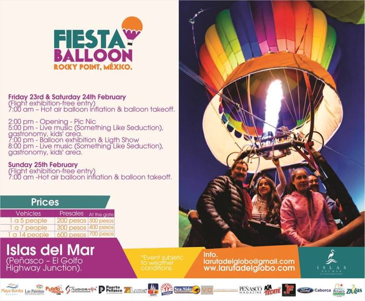 ruta-del-globo2018-ingles La Ruta del Globo – Balloon Fest has high expectations for 2018
