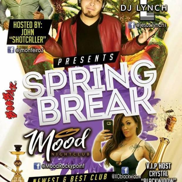 spring-break-mood Spring Break in Rocky Point 2018!