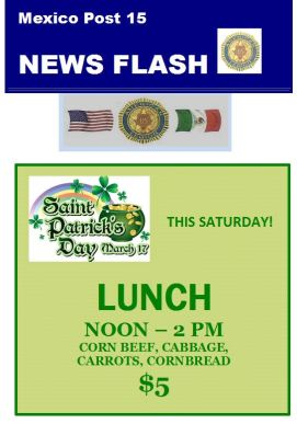 american-legion-stpatty ShamRocked!  Rocky Point Weekend Rundown!