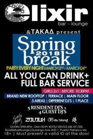 spring break elixir