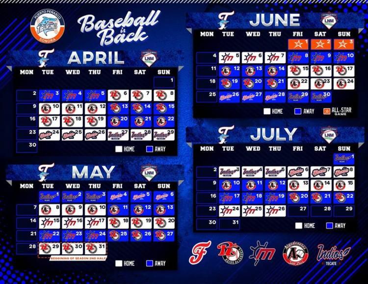 temporada Tiburones Baseball 2018!