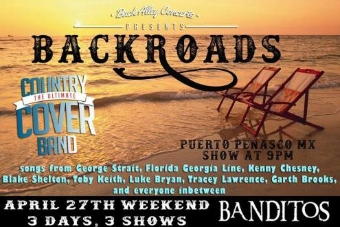 Backroads Child's Play! Rocky Point Weekend Rundown!