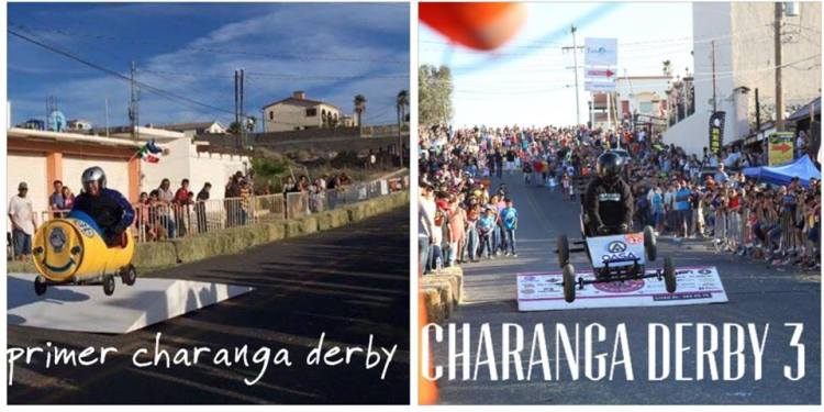"charanga-years1-3 ""Soapbox Derby"" exceeds expectations in raising funds for Casa Hogar"