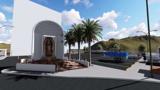 bajada-proposal-b Unveiling of La Bajada remodel project