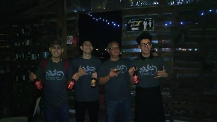 cachora-cerveza-5 Cachora - Una cerveza artesanal hecha 100 % en Puerto Peñasco