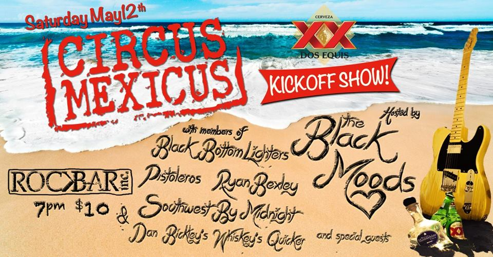 circus-kickoffshow-may ¡Feliz Día Mamá! Rocky Point Weekend Rundown!