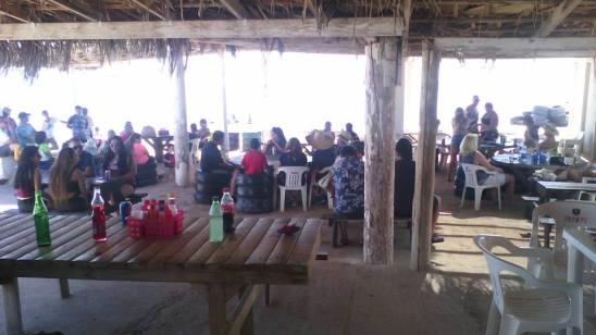 "ostionera-palapa From sea to palate! Don't miss a trip to ""El Barco"" Women's Oyster Cooperative"
