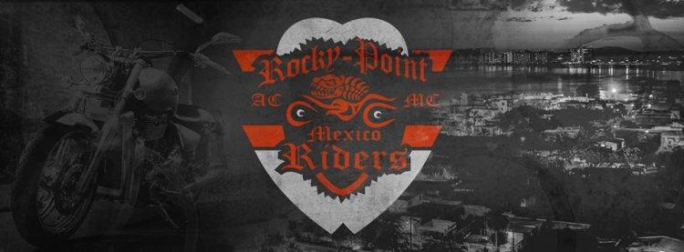 rocky-point-riders-moto-logo Rocky Point Riders Moto Club rifará vehículo en la lucha contra el cáncer