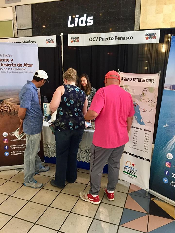 OCV-Tucson-2018-1 OCV Peñasco participates in Sonora Arizona Commission and Sonora Fest