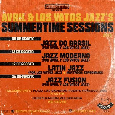 kilombo-jazz-agosto School's in session? Rocky Point Weekend Rundown!