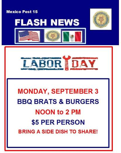 labor-day-american-legion Labor Day in Rocky Point!  RP Weekend Rundown!