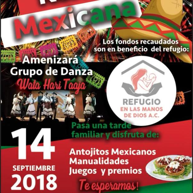 expo-kermes-mexicana ¡VIVA! Rocky Point Weekend Rundown!