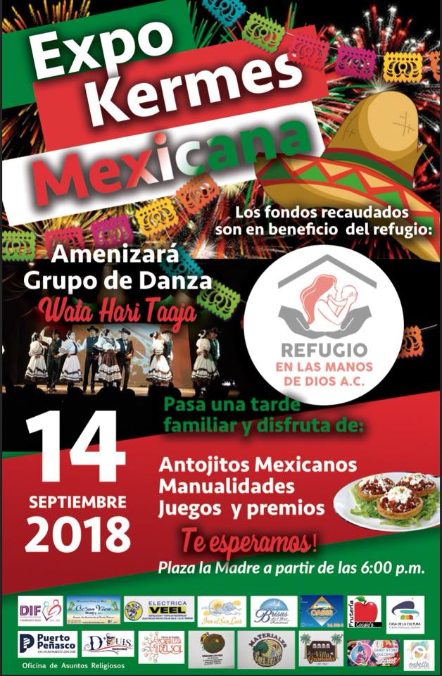 expo-kermes-mexicana Celebrate Mexico's Independence Day!