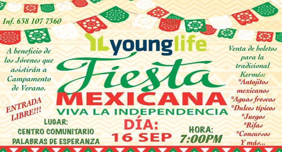 Fiesta Mexicana Younglife Rocky Point 360