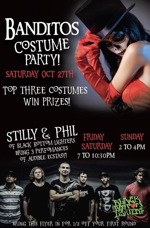 banditos-halloween2018 Trick or Treat - Rocky Point Weekend Rundown!