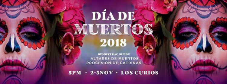 dia-muertos-2018 Catrina and Altar contests to honor Day of the Dead