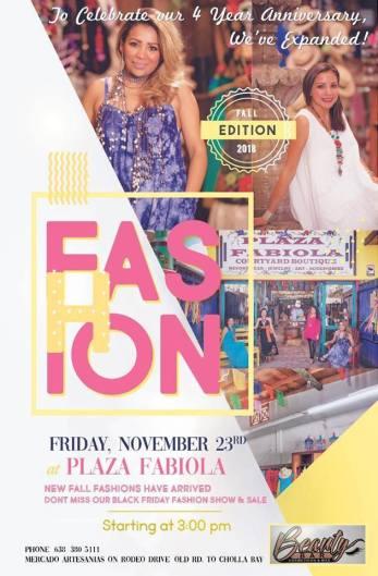Fashion-Fabiola-2018 Talk turkey to me! Rocky Point Weekend Rundown!