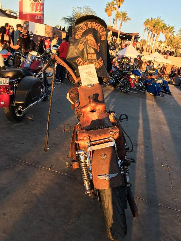 bike-show-custom-2018 Rocky Point Rally cumplió su mayoría de edad
