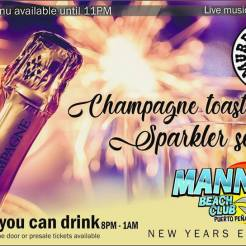 new-year-mannys It's beginning to look a lot like...Rocky Point Weekend Rundown!