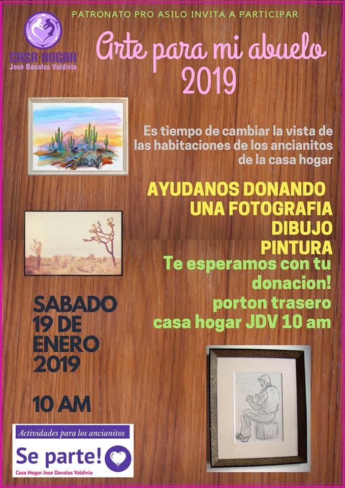 arte-abuelos-jan19 Arte para mi abuelo / Art for Casa Hogar