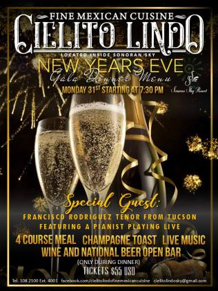cielito-lindo-2019 ...one week till Navidad! Rocky Point Weekend Rundown!