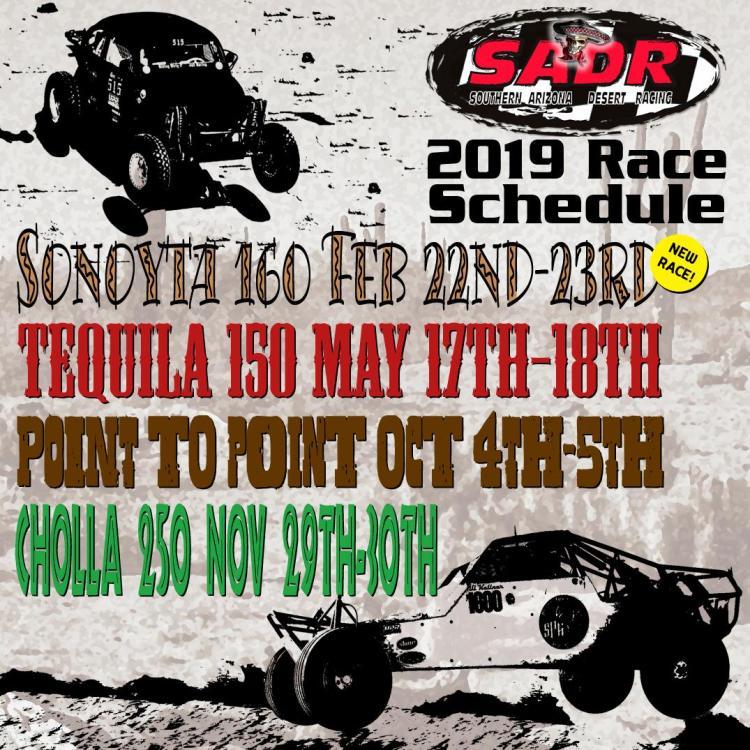 sadraces-2019 MARCHing in Rocky Point! RP360 Weekend Rundown!