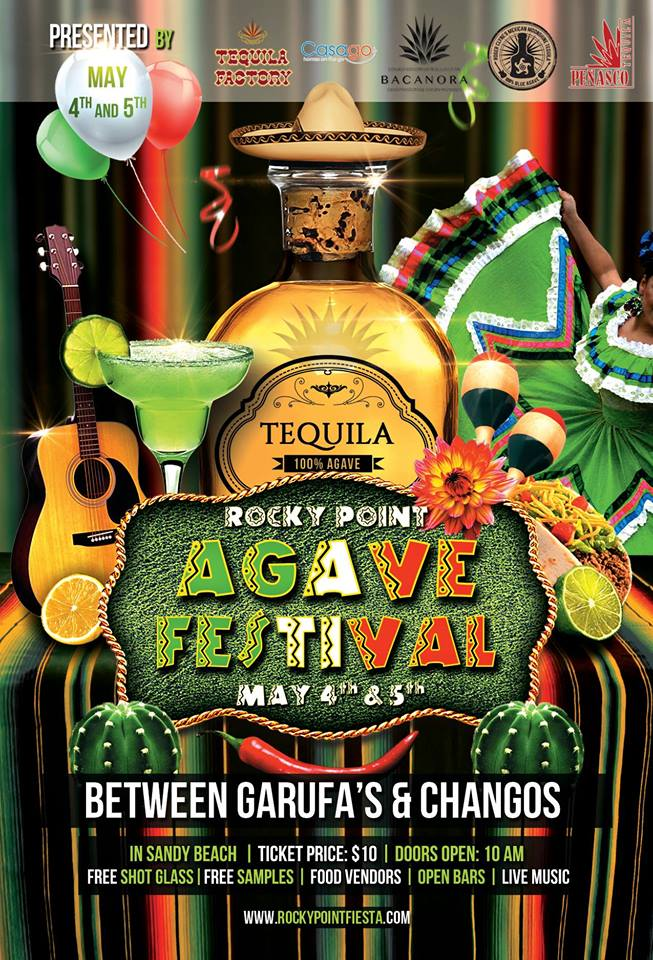agave-festival-may-2019 MARCHing in Rocky Point! RP360 Weekend Rundown!