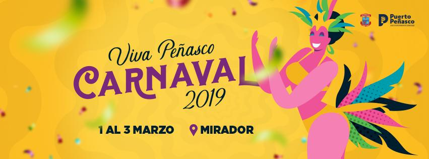 carnaval-marzo-2019 What's not to love?  Rocky Point Weekend Rundown!