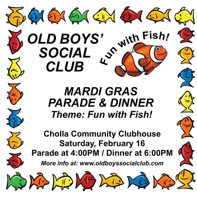 MARDI-GRAS-OBSC-CHOLLA What's not to love?  Rocky Point Weekend Rundown!