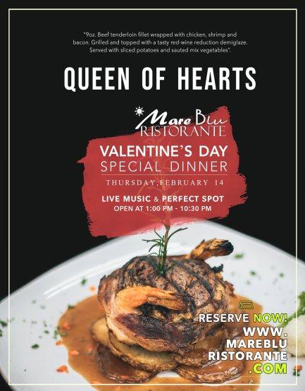 Mare-Blu-Valentines-19-2 AMOR! Valentine's Day 2019 in Puerto Peñasco