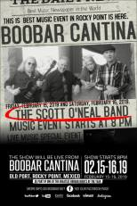Scott-Oneal-Band-BooBar What's not to love?  Rocky Point Weekend Rundown!