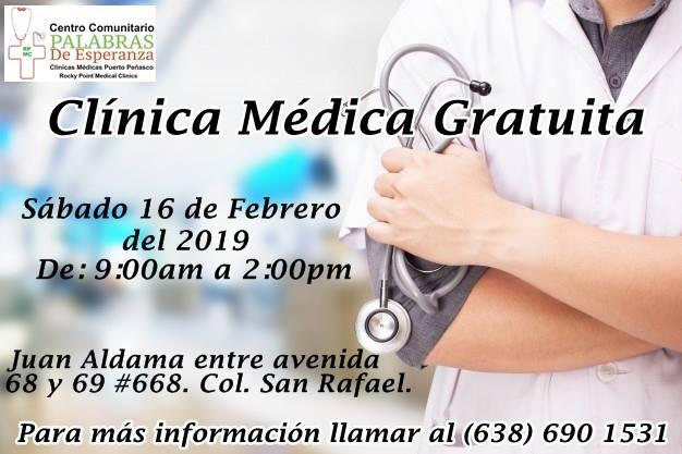 feb-16-medical-clinic Rocky Point Medical Clinic Feb 16th