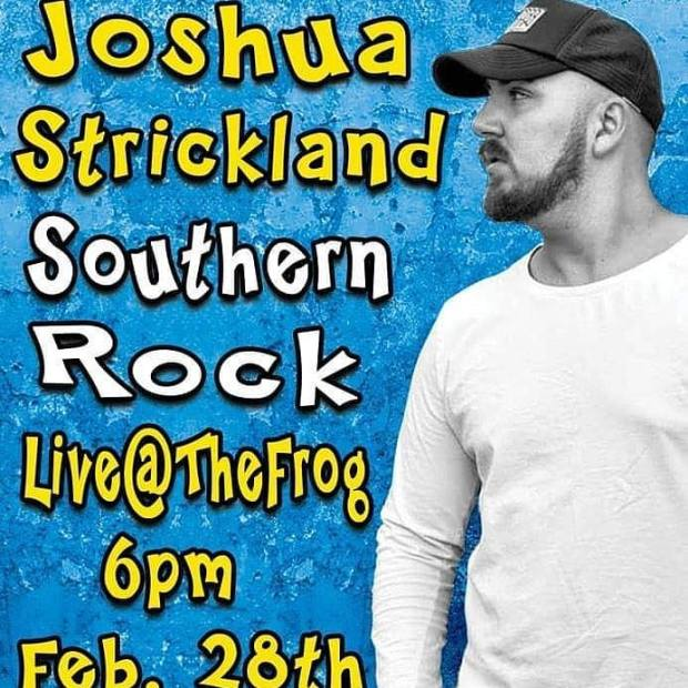 josh-strickland-satisfied-frog Hello, March! Rocky Point Weekend Rundown!