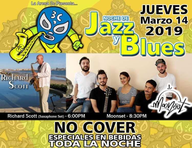 Aren-3c-Blues-Jazz-19 Jazz & Blues @ La Arena 3C