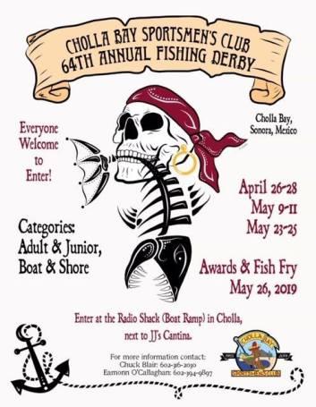 cholla-bay-fishing-tourney Semana Santa! Rocky Point Weekend Rundown!