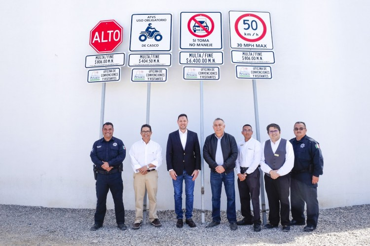 signs-OCV-1-1200x800 Convention and Visitors Bureau contributes to road safety