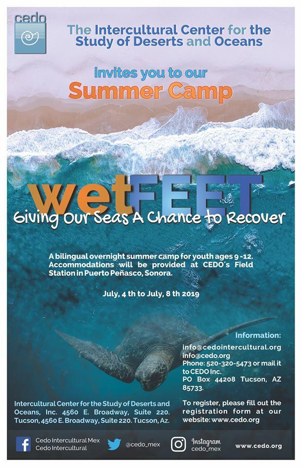 wet-feet-camp-2019 Ahhh-pril!  Rocky Point Weekend Rundown!