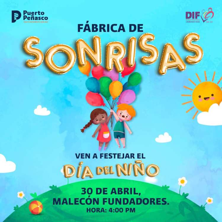 DIF-Sonrisas-Dia-del-Niño-19 ¡Ahora si! ¡VAMOS GALLO! RP Weekend Rundown