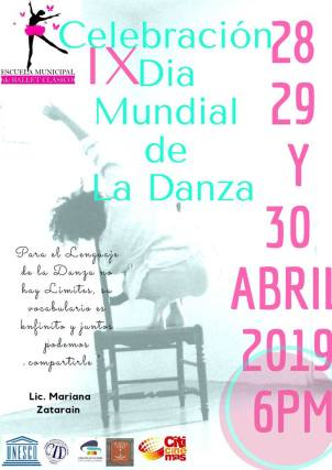 Dia-de-la-Danza-19 ¡Ahora si! ¡VAMOS GALLO! RP Weekend Rundown