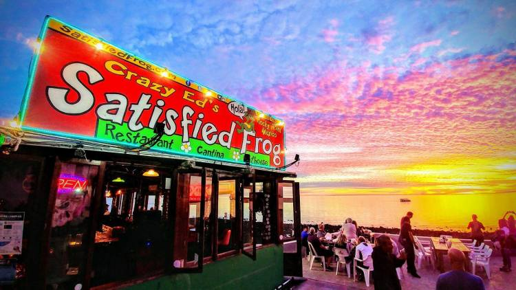 Satisfied-Frog-1200x675 Mother's Day - Rocky Point Weekend Rundown!