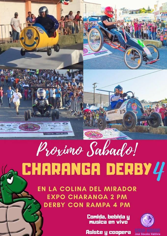 charanga-poster-april-2019 Derby, Music, Art & Golf! Rocky Point Weekend Rundown!