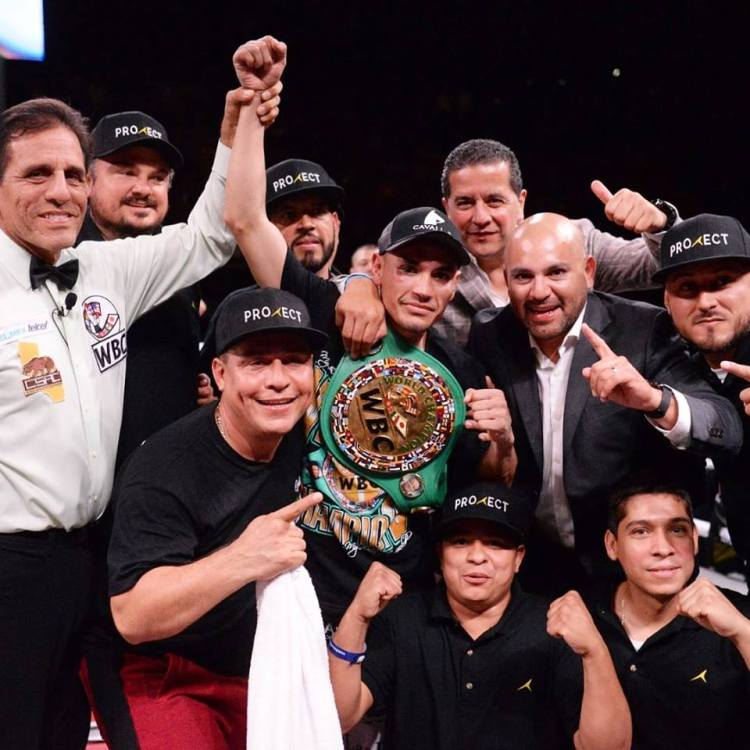 gallo-belt Gallo Estrada crowned WBC Super flyweight Champion!