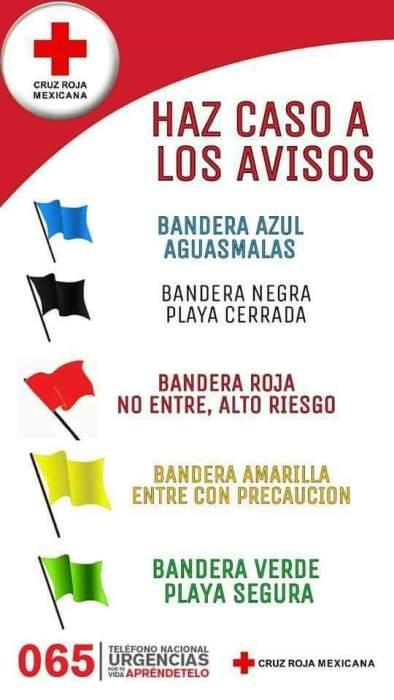 """warning-flags Despliega Sector Naval """"Operación Salvavidas Semana Santa 2019"""""""