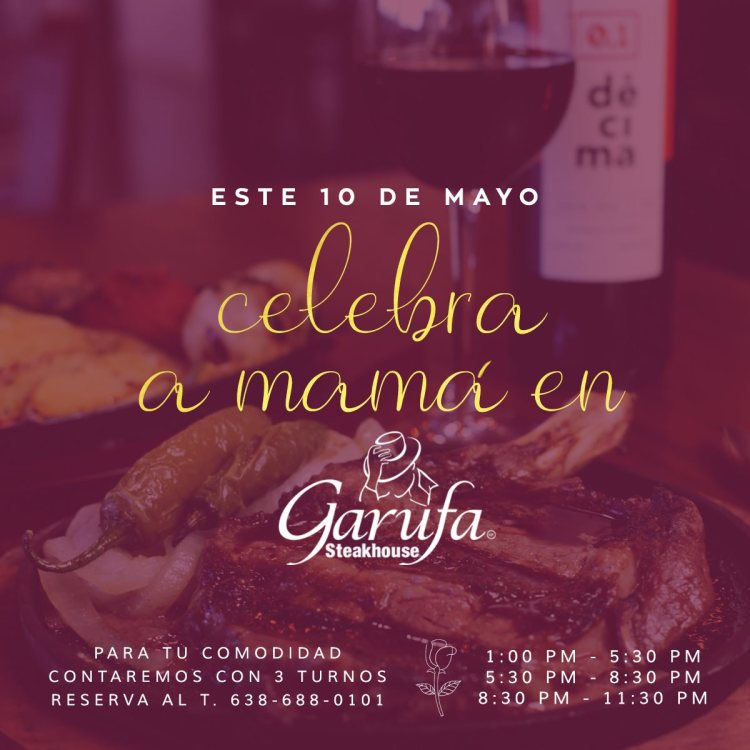 Garufa-Mothers-Day-19 Ideas for Mother's Day in Rocky Point!